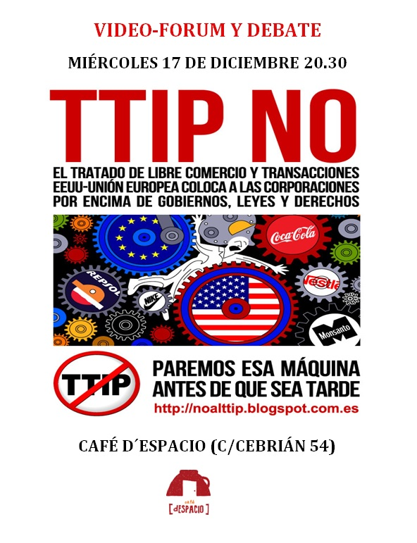 Video-forum TTIP