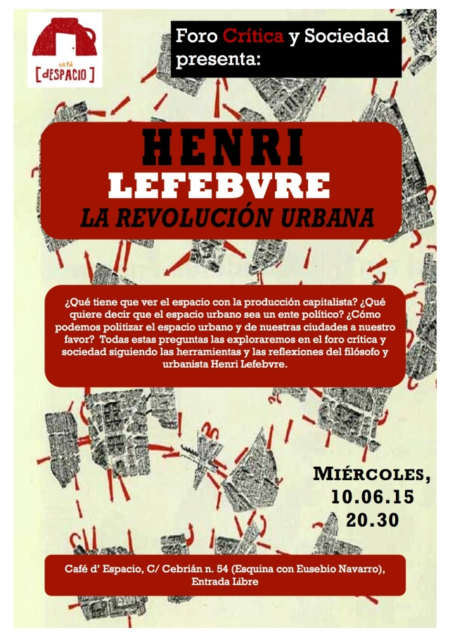 Henri Lefebvre II