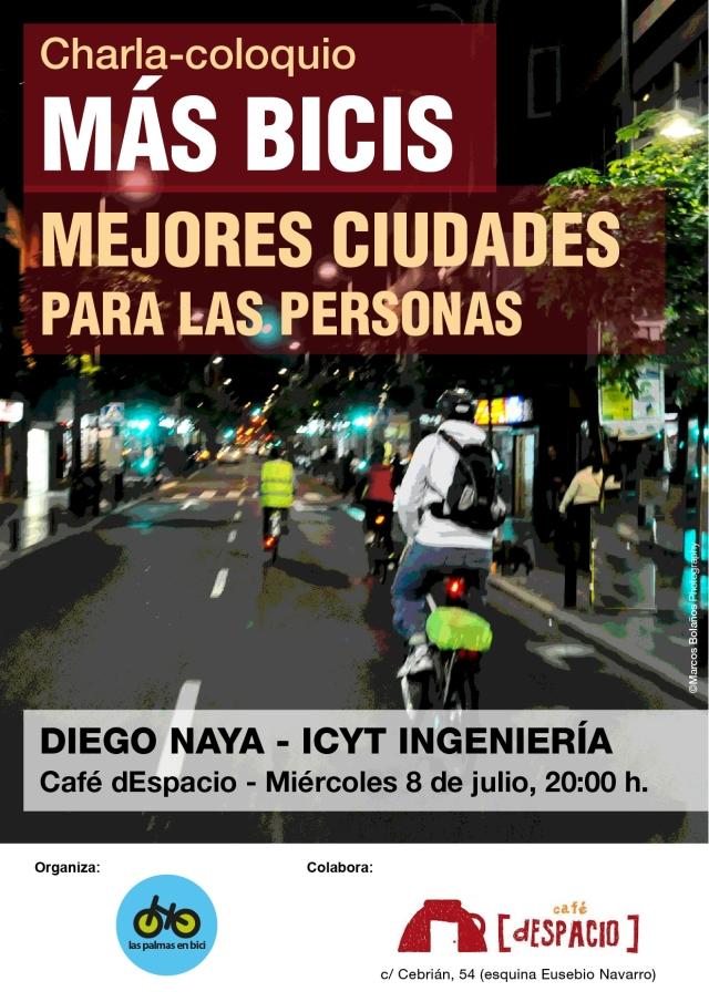 lpeb_cartel charla mas bicis diego naya